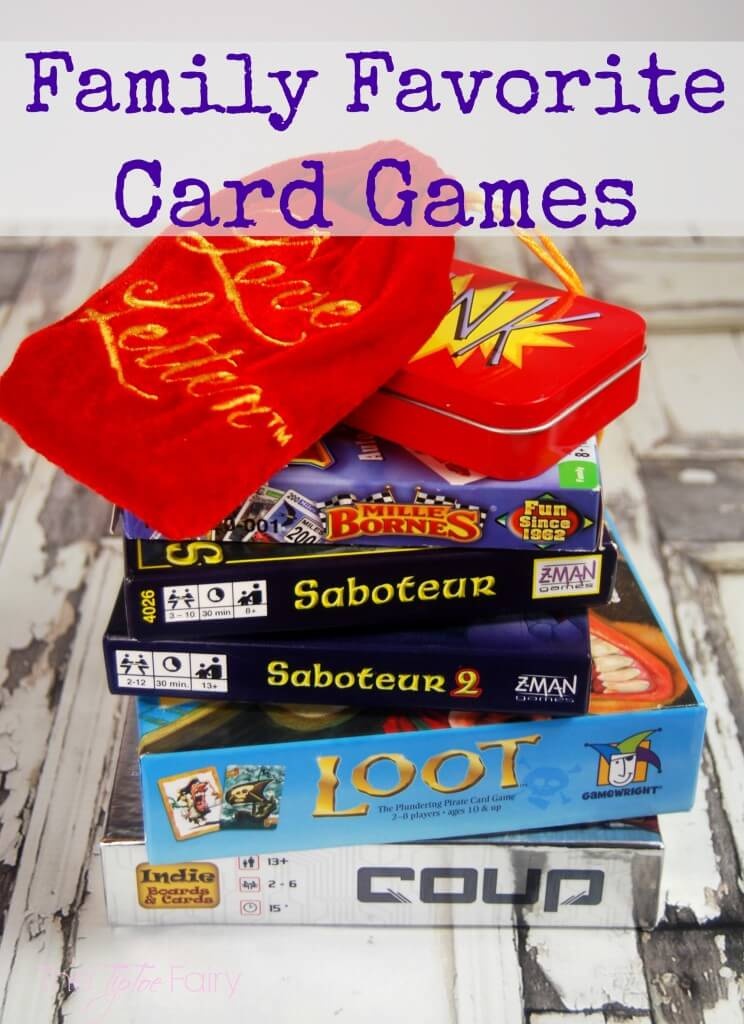 Family Favorite Card Games & more #ad