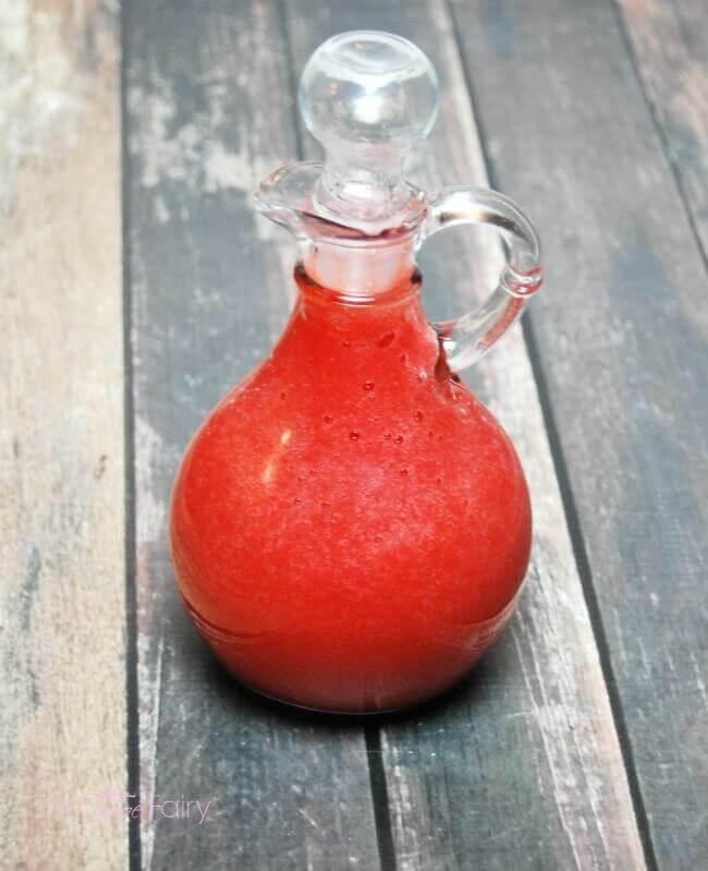 Strawberry Sauce for Ice Cream