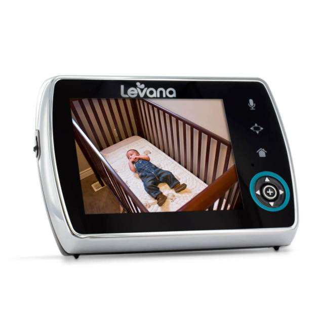 Do more know your child's safe with a Levana Keera Baby Monitor #ad #worrylessdomore   The TipToe Fairy