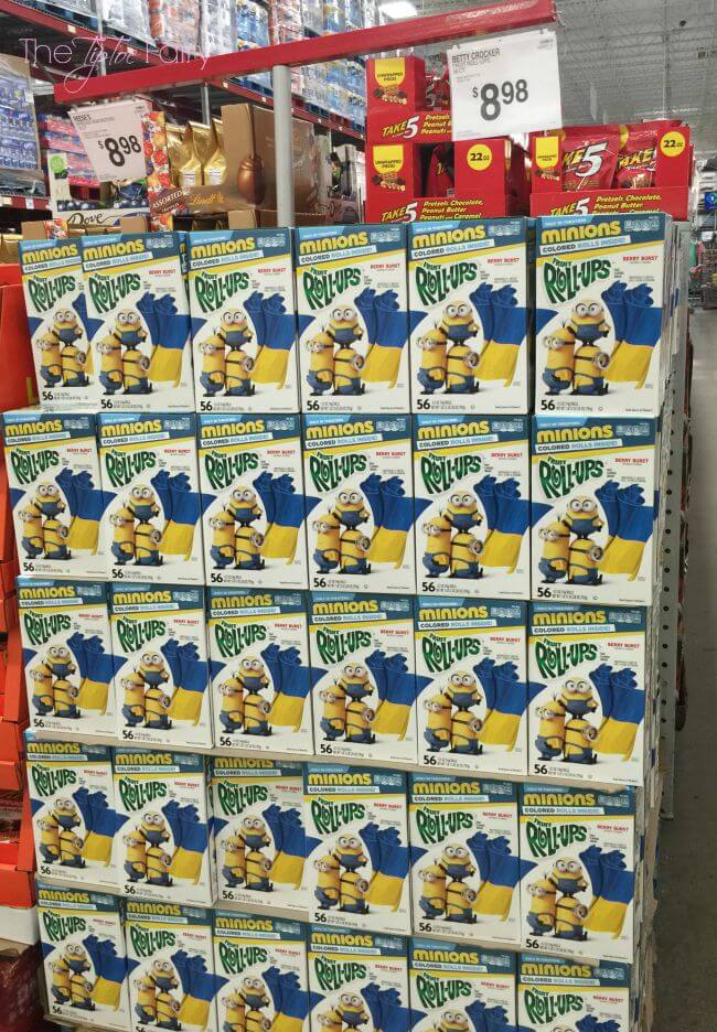 Collect Box Tops for Education with Sam's Club #ad #BTFE   The TipToe Fairy