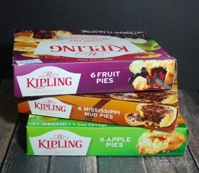 Mr Kipling Pies - the perfect #dessert for anytime! AD #TryThePie | The TipToe Fairy