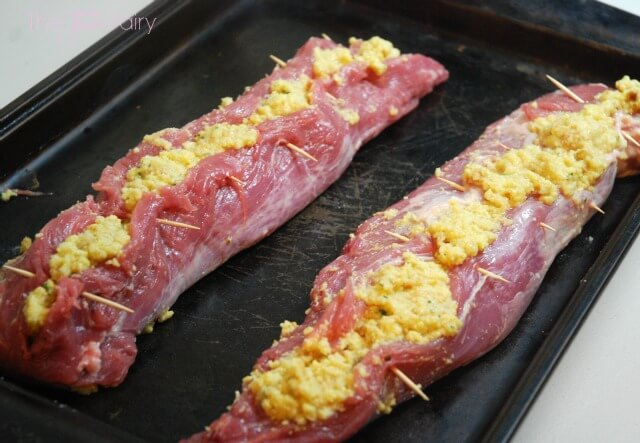 Holiday Meal - Stuffed Pork Tenderloin w #SmithfieldPork #ad @SheSpeaksUp @Walmart @SmithfieldBrand | The TipToe Fairy