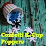 Confetti Popper K-Cups