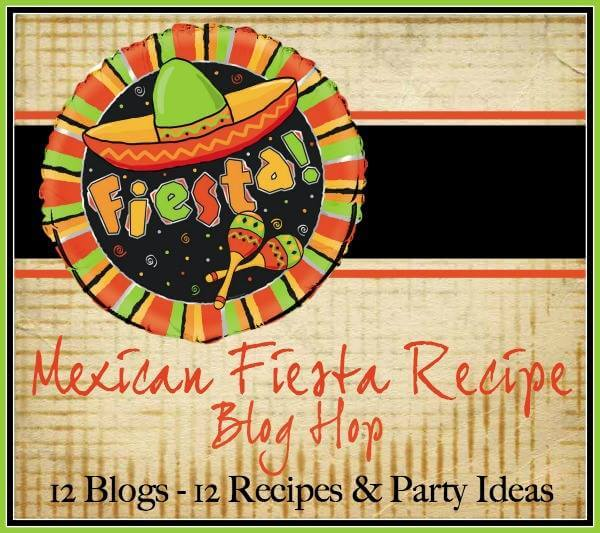 Mexican Fiesta Blog Hop w/ Lazy Mom Tres Leches Cake - easy #dessert #food #cake
