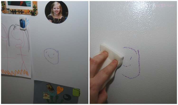 Tips to easily clean up after the #kids with @RealMrClean Magic Eraser #MagicEraser #ad
