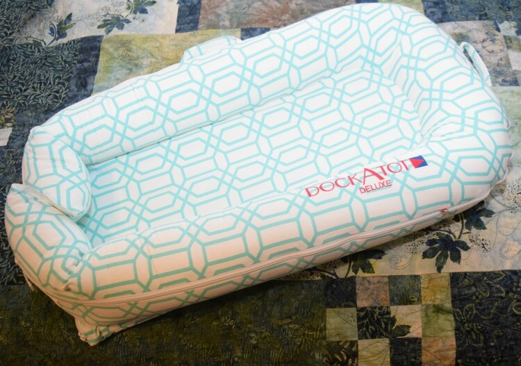 DockATot - it's a New #Baby Must Have! Come see why! #ad @Dockatot