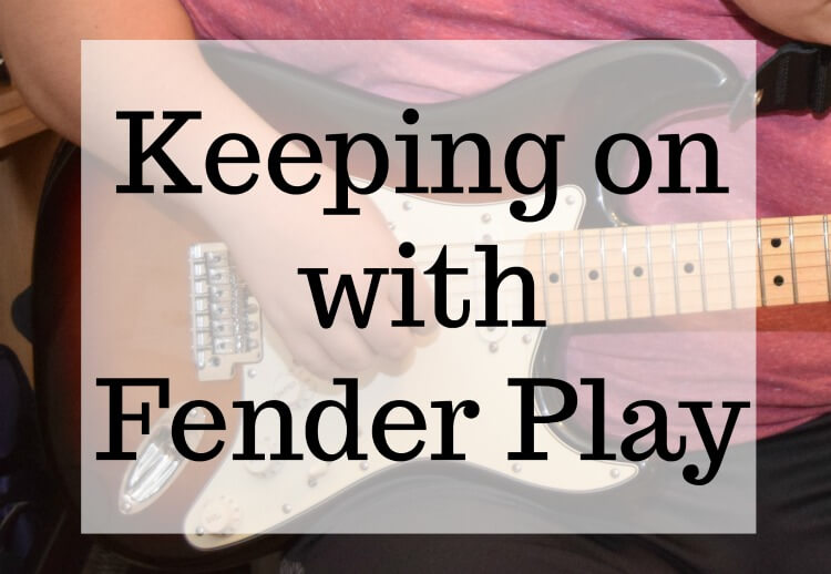 Keeping on with #FenderPlay with @Fender! See how you can win your own Fender Guitar! #ad #CLVR