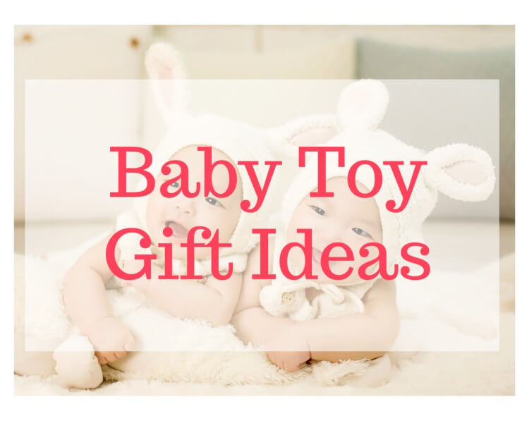 Check out some of our favorite Baby Toy Gift Ideas for this holiday season! #ad