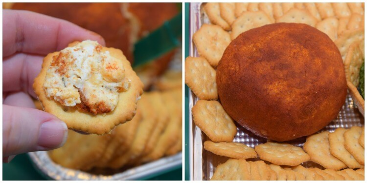 Our Favorite Cheese Ball for Game Time Snacks w/ @ritzcrackers! #ad #TogetherforGameTime @cocacolaunitedstates @Walmart @SheSpeaksUp