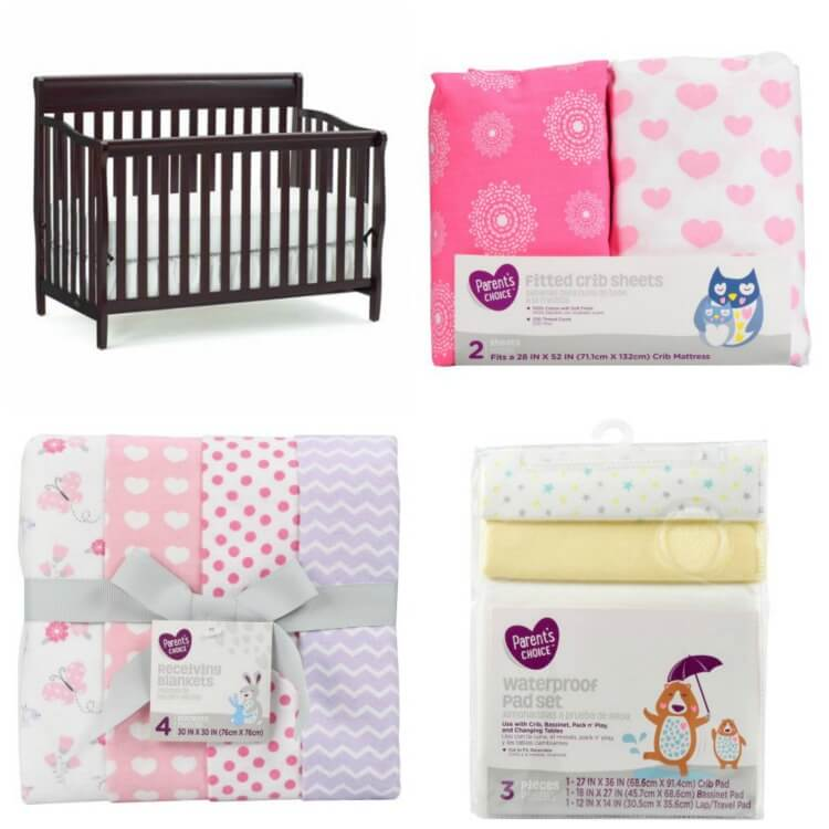 The 4 Baby Nursery Essentials You Need! #WalmartBaby #ad