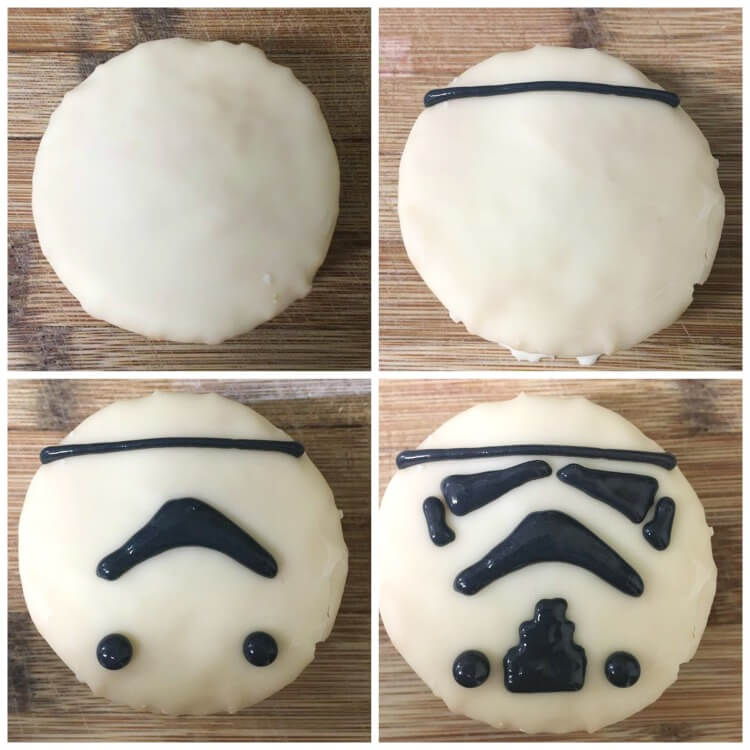 How to Make #StarWars The Last Jedi Stormtrooper Ding Dongs! #movie #thelastjedi