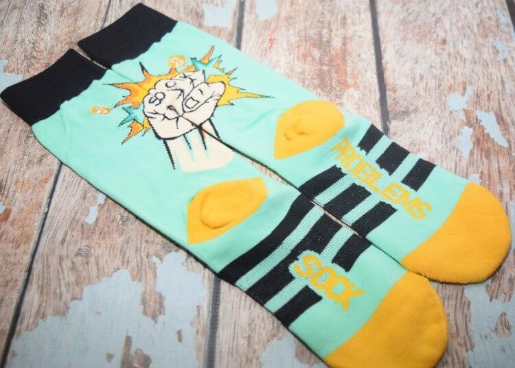 Sock Problems socks