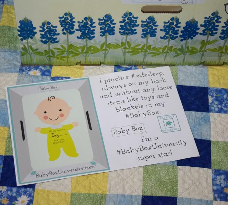 See how to get your FREE Baby Box from @TheBabyBoxCo!