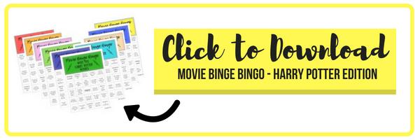 Download Harry Potter Movie BIngo - FREE