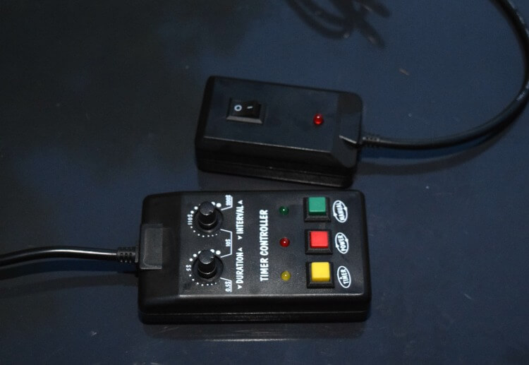 Fobbles machine controllers