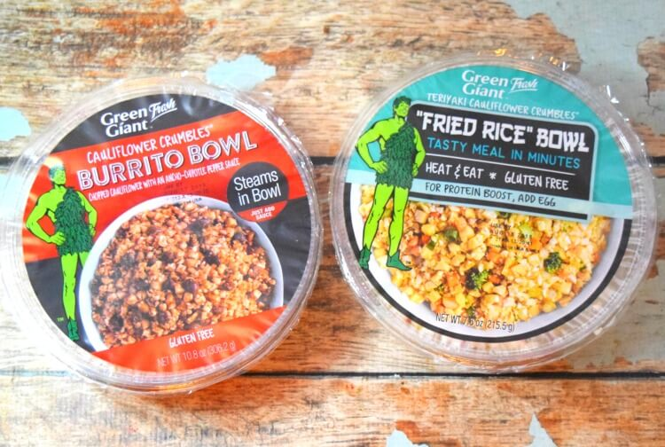 Green Giant Fresh Meal Bowls