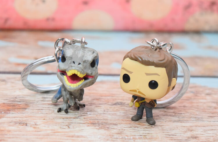 Funko Pocket Pop! Keychains - Own and Blue