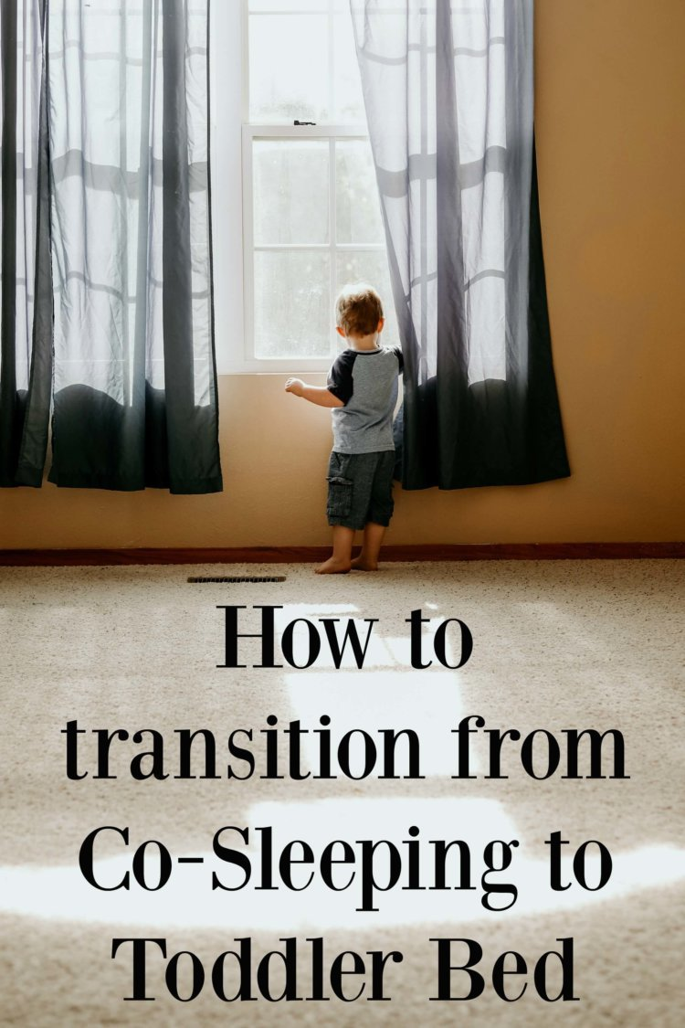 Transition from Cosleeping to Bed