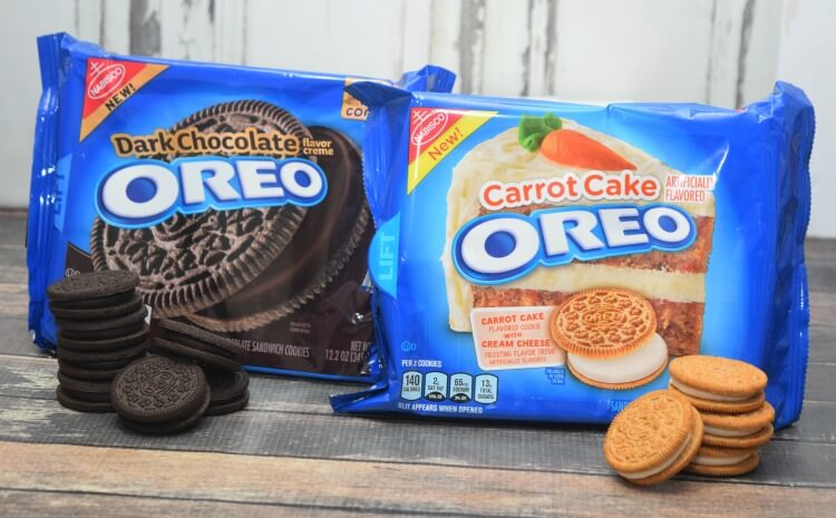 Which new OREO flavor do you want to try?