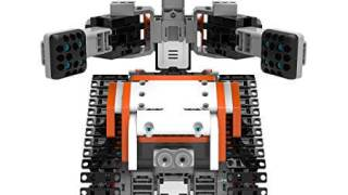 UBTECH JIMU Robot Astrobot Series: Cosmos Kit / App-Enabled Building and Coding STEM Learning Kit