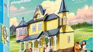 PLAYMOBIL Spirit Riding Free Lucky's House Playset
