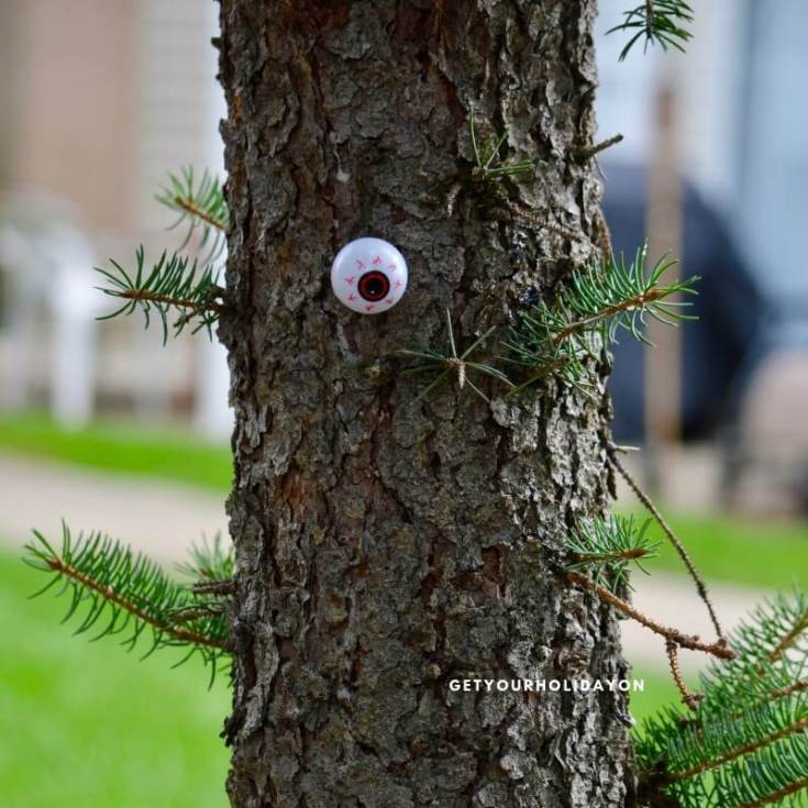 Eyeball Halloween Game Hunt | Get Your Holiday On