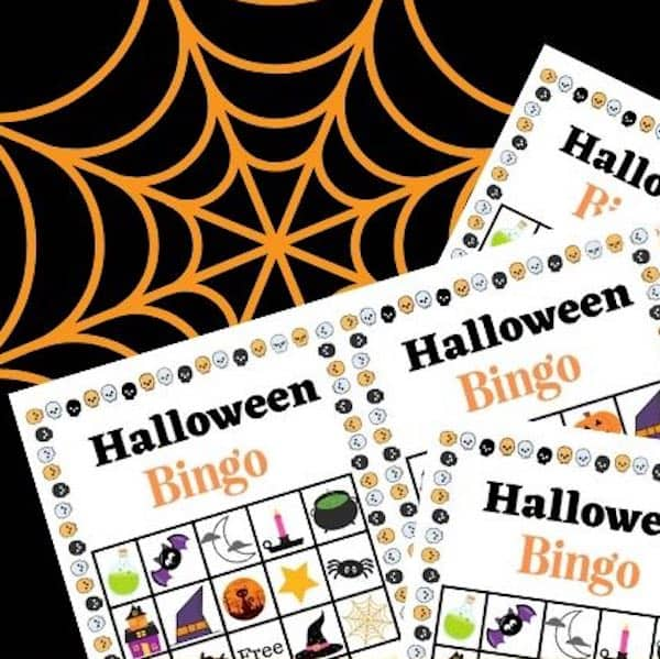 free halloween party games printables # 79