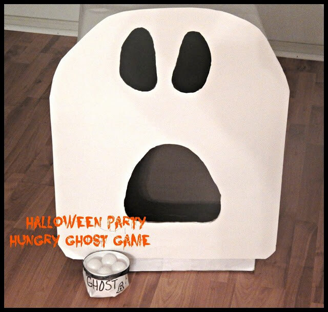 Halloween Party Ghost Game