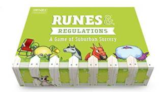 Runes & Regulations Base Game