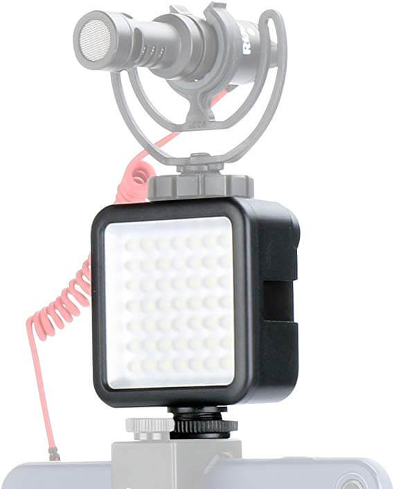 Ulanzi Ultra Bright LED Video Light - LED