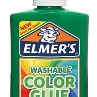 Elmer's Washable Color Glue, Green, 5 Ounces