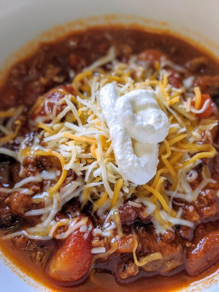 East Crock Pot Chili