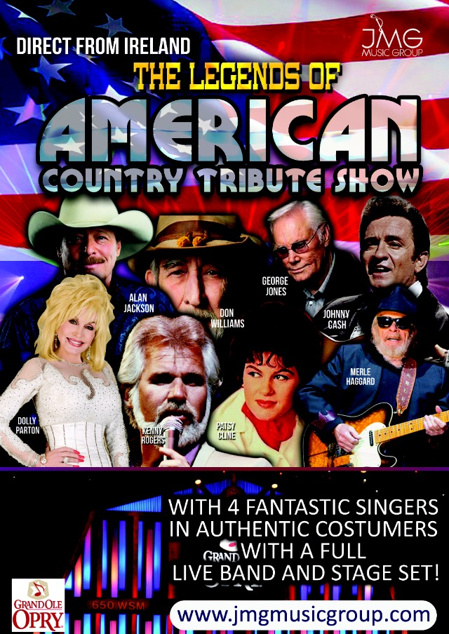 The Legends of America Country Show