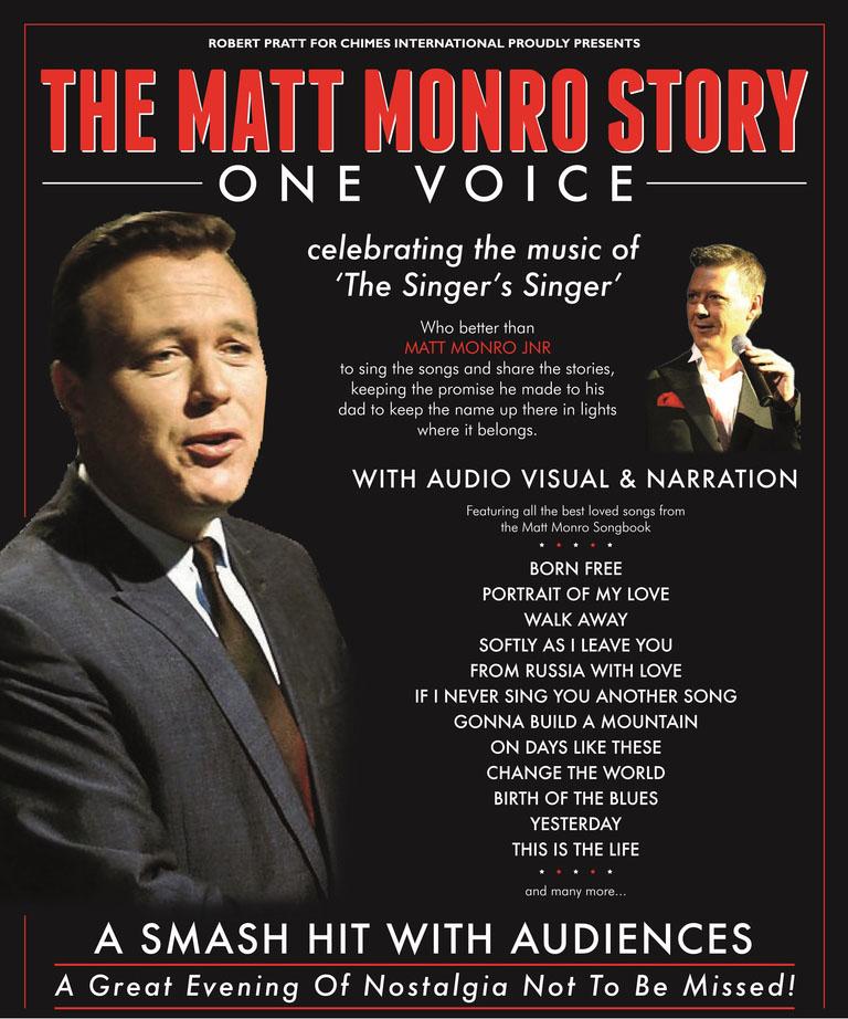 The Matt Munro Story