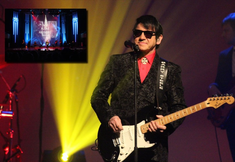 BARRY STEELE AND FRIENDS THE ROY ORBISON STORY