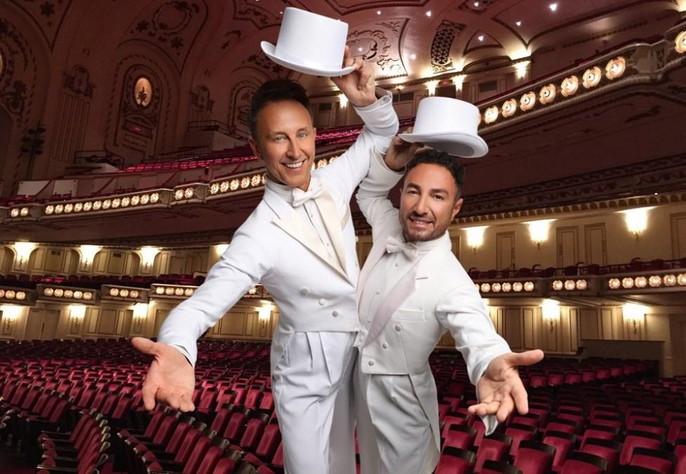 Ian Waite & Vincent Simone – Act 2 – The Ballroom Boys
