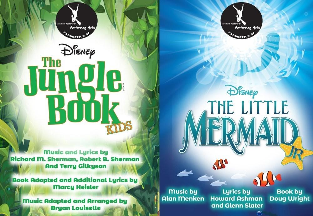 Disney's The Jungle Book Kids and Disney's Little Mermaid Jr Double Bill