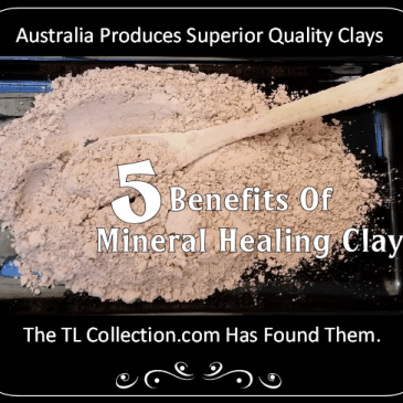 5 Benefits Mineral Healing Clay