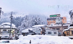 Destination Guide #8: Skiing at Yuzawa, Niigata