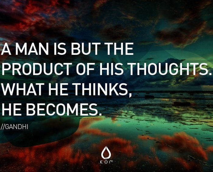 Think It, Become It