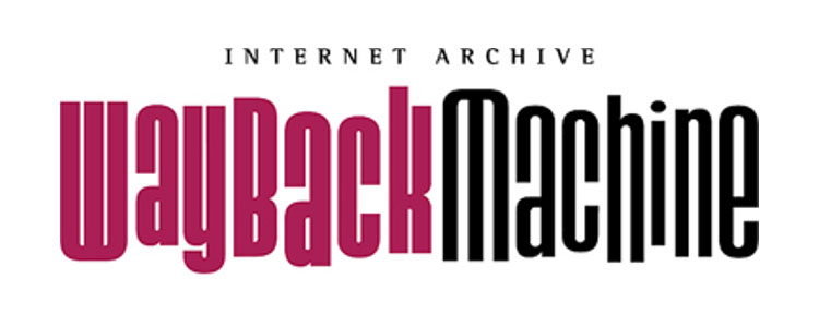 The Wayback Machine