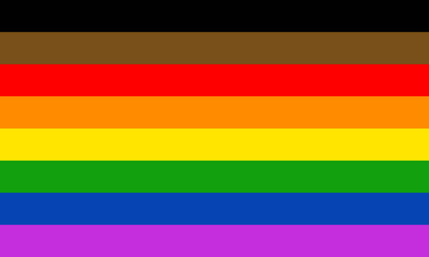 The Curious Case of the Philadelphia Pride Flag