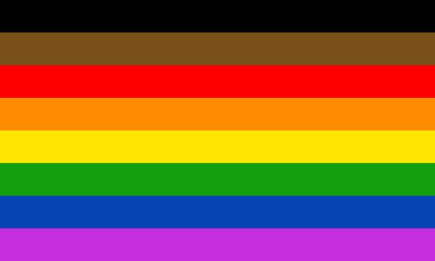The Curious Case of the Philadelphia Pride Flag