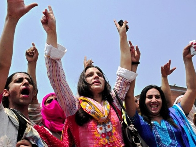 Kashmir Transgender Community Fight to Exist