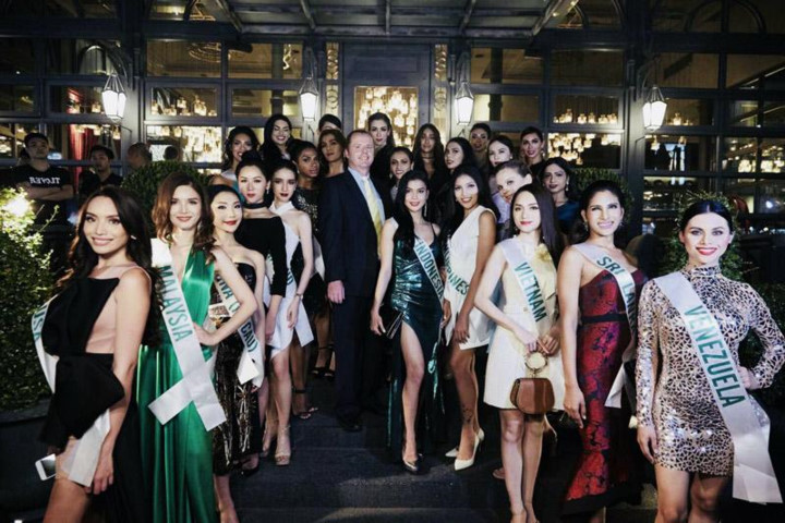 Huong Giang Idol Takes on Miss International Queen 2018