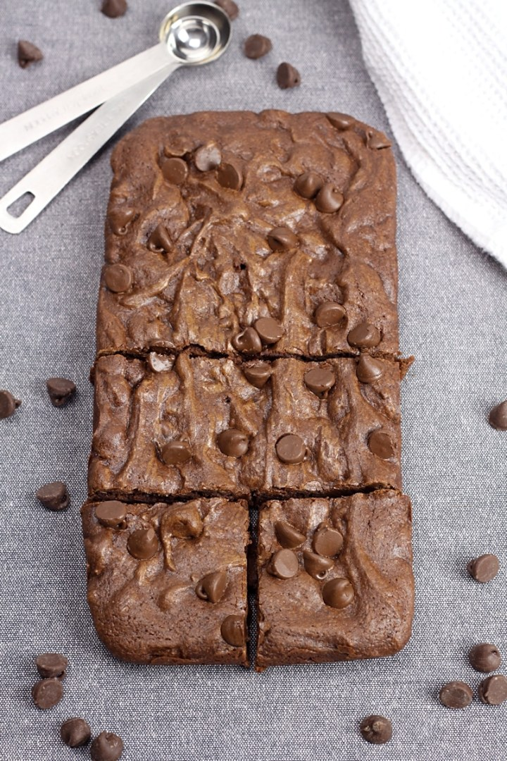 Small Batch Brownies by The Toasty Kitchen