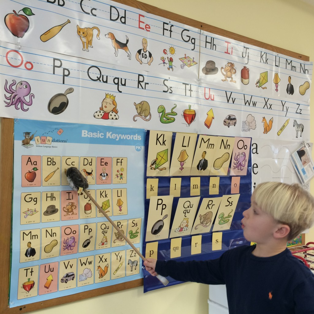 How Your Child Learns With Wilson Fundations