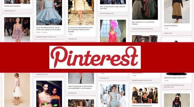 Visit Me on Pinterest!