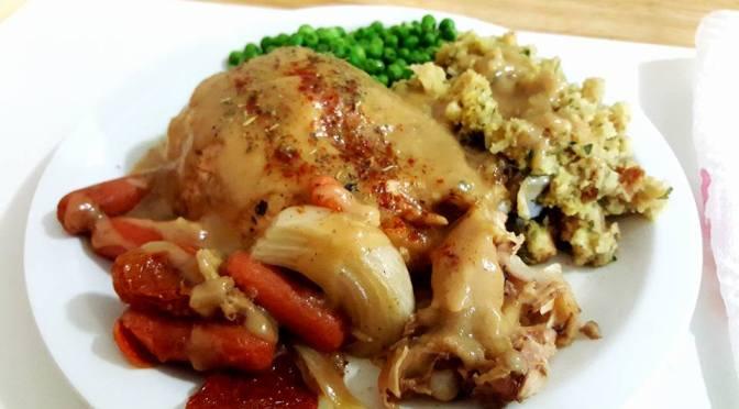 Crock Pot Chicken w/ Gravy! Recipe!