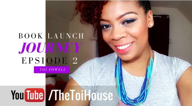 Social Book Launch Journey: Episode 2